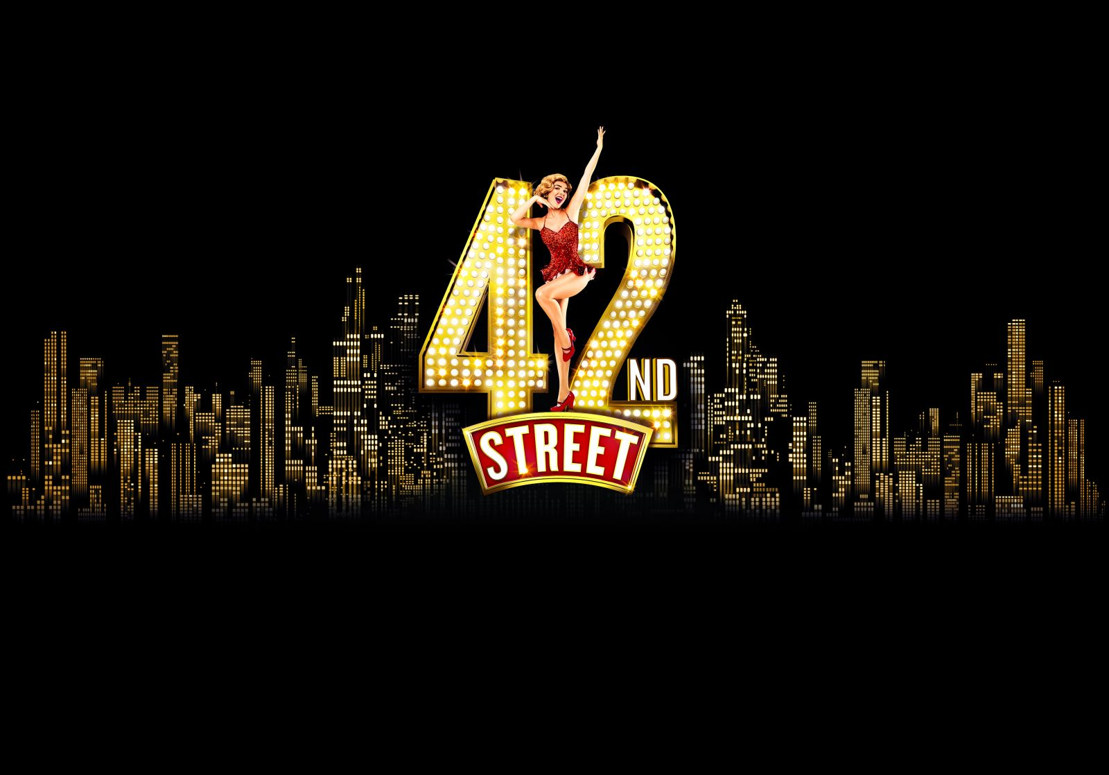 A Dazzling Evening at 42nd Street!