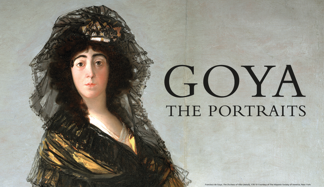 Goya: The Portraits