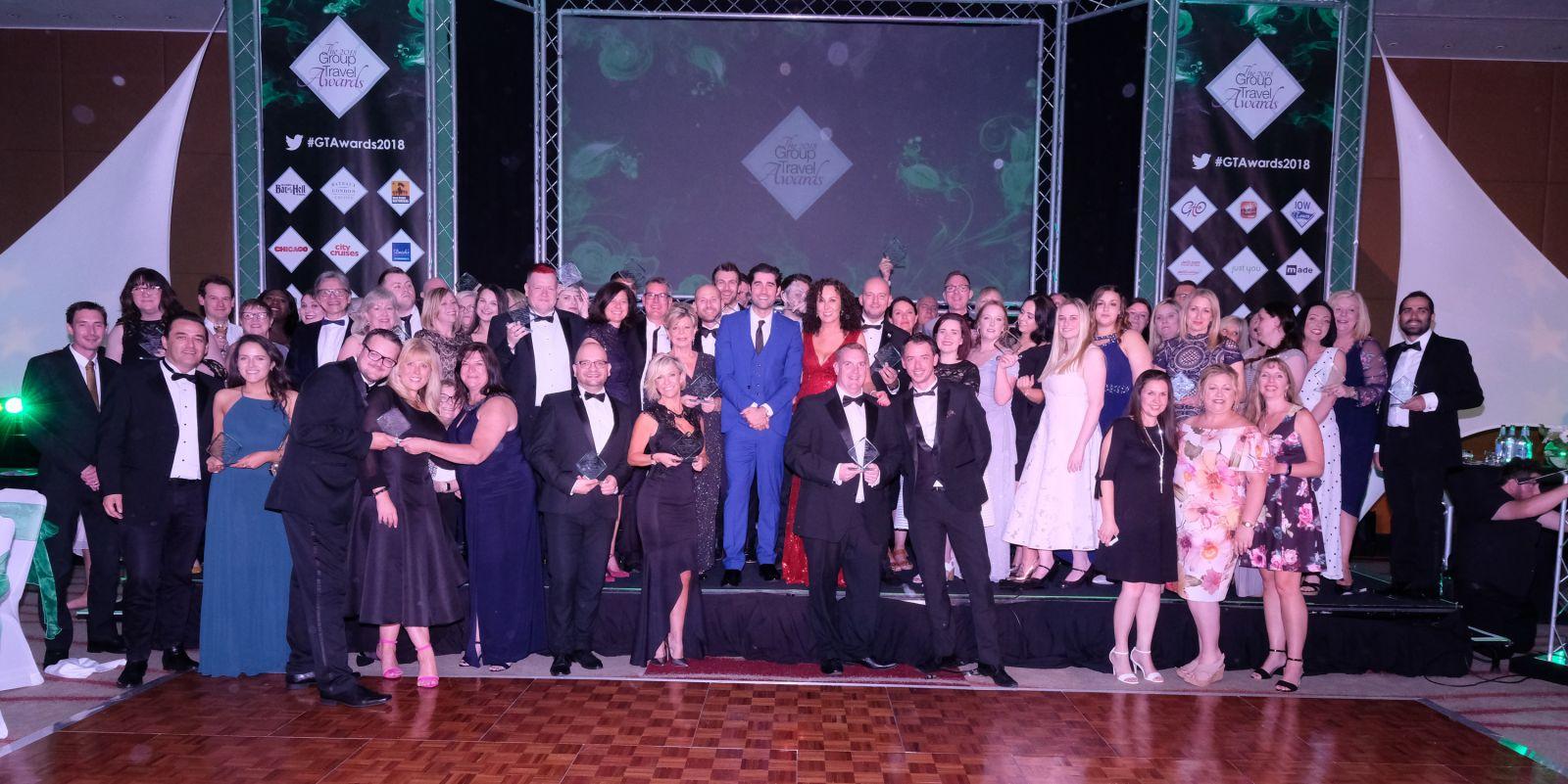 Group Travel Awards 2018