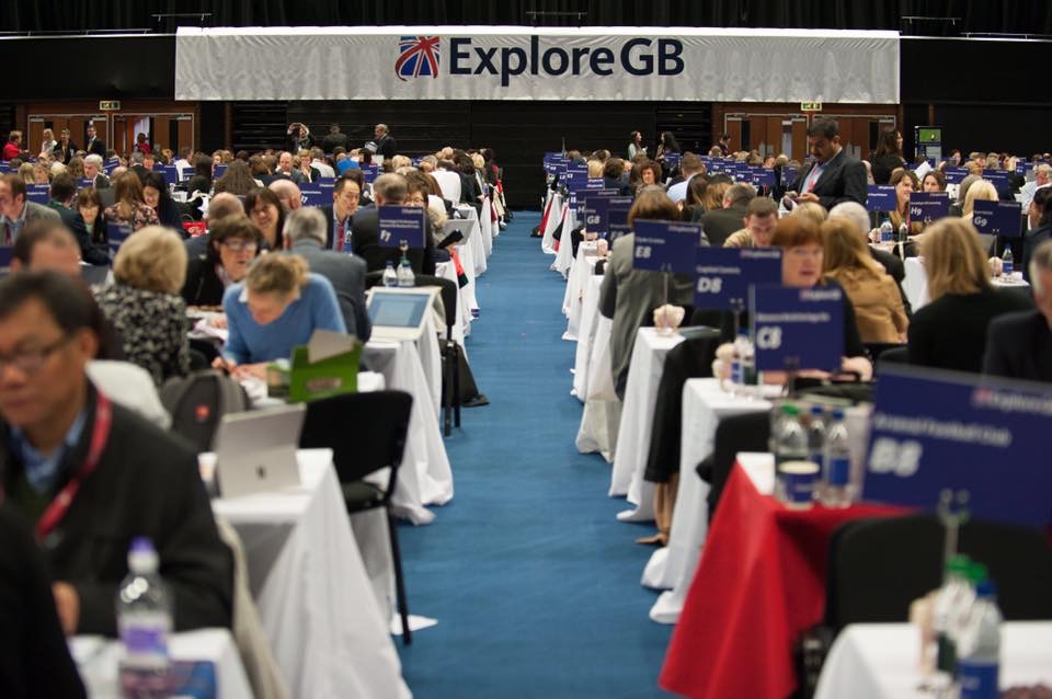 ExploreGB 2017 in Brighton