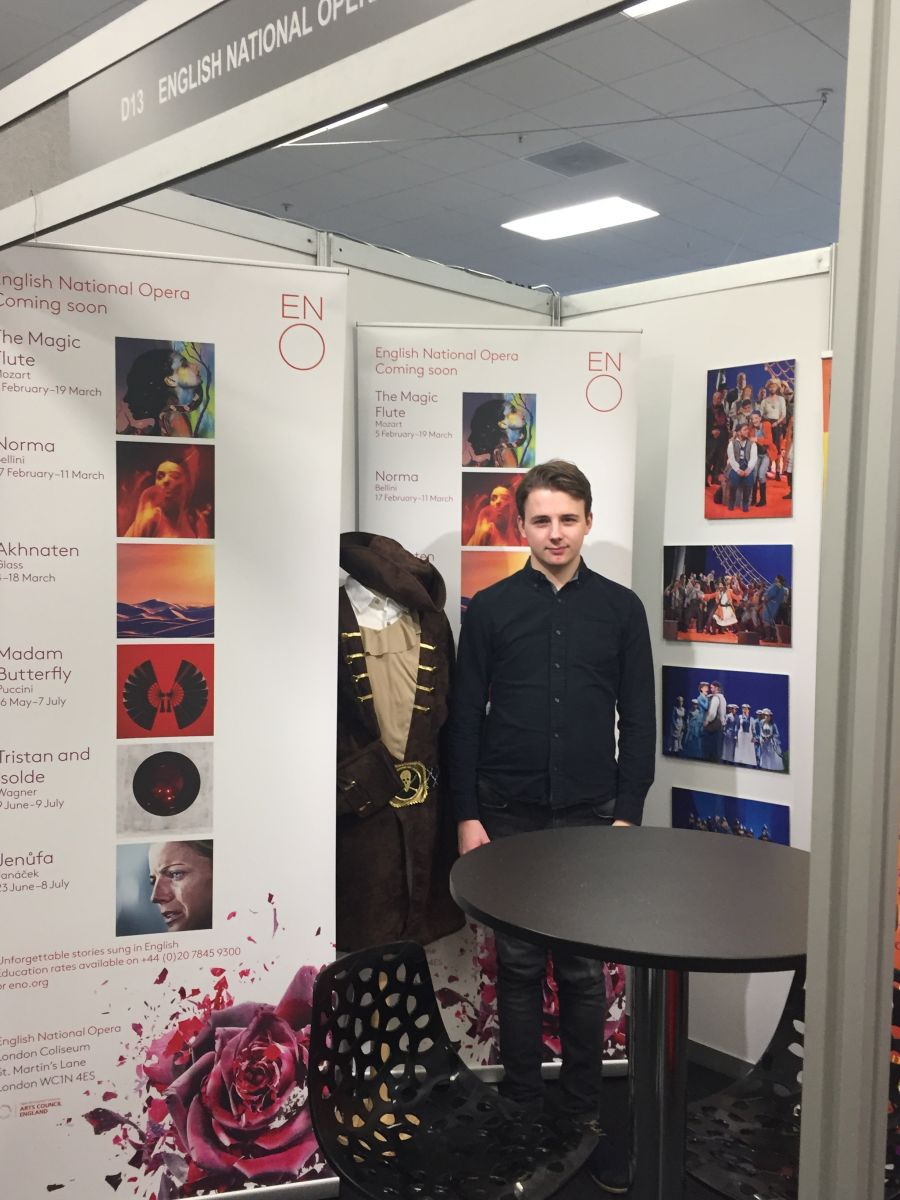 Music Education Expo at Olympia - London