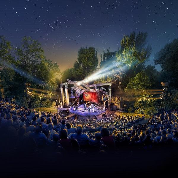 Regent's Park Open Air Theatre announce season 2018!