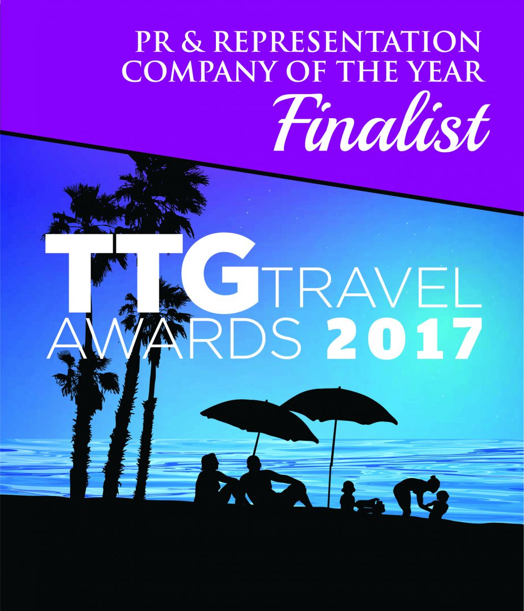 Finalist in TTG Awards