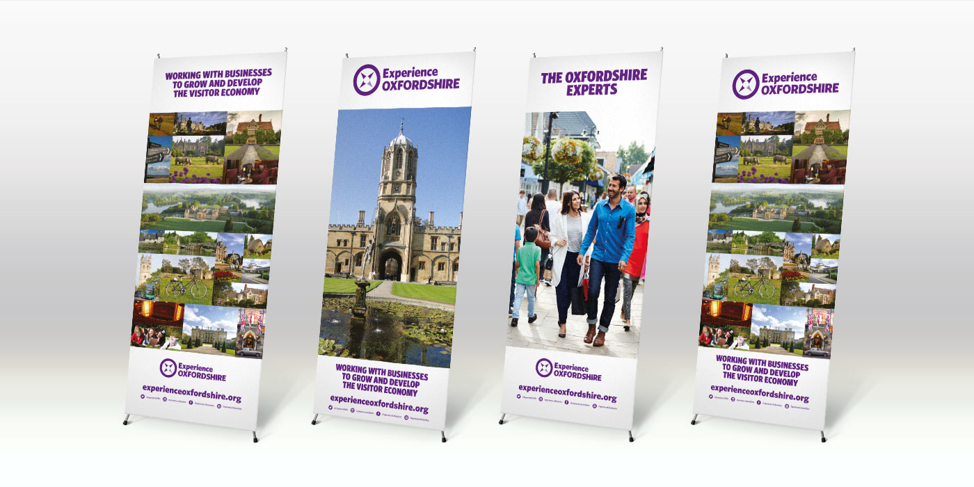 New look by made for Experience Oxfordshire